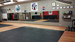Martial Arts Training Space